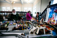 Bordentown City's 7th Annual Holiday Train Show continues to grow