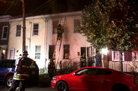 Fire on Chestnut Avenue