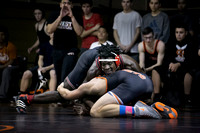 High School  wrestling - Trenton at Hamilton West 2015-12-21