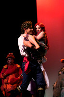 Notre Dame High School's performance of The Little Mermaid