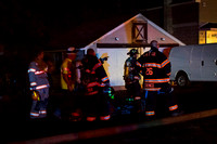 Two-alarm fire in Titusville claims one life