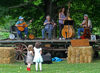 Fiddlin' on the Farm at Howell Living History Farm in Hopewell