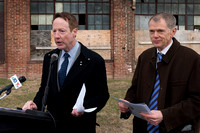 Officials break ground for Roebling Lofts, first phase of HHG's