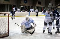 High School ice hockey Mercer County Tournament semifinals: Notr