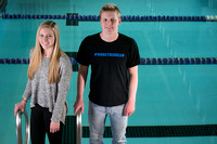 Times boys and girls swimmers of the year 2015