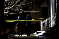 Police investigate fatal shooting on Cleveland Ave
