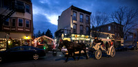 Holiday Carriage Rides in Bordentown