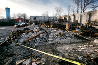 Bordentown City municipal garage destroyed in fire