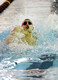 Boys High School swimming Princeton versus Hopewell Valley