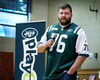 Jets visit Pace Charter School with $15G grant