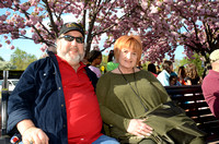 Trenton Thunder Fan Photos from Times Square 05/02/2015
