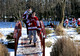 Lawrenceville School hockey team takes to frozen pond on campus for practice