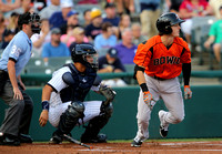 BASEBALL: Bowie Baysox at Trenton Thunder 8/8/2014