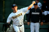 THUNDER BASEBALL: Portland at Thunder 6/30/2014