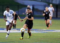 GIRLS SOCCER: Hopewell Valley vs Hightstown MCT Semifinal 10/29/2014
