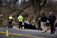 Driver killed, another injured in Mercer County crash
