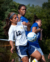 High School girls soccer - Trenton Catholic Academy at Florence 2014-09-18