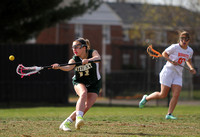 GIRLS LACROSSE: Steinert at Hamilton West