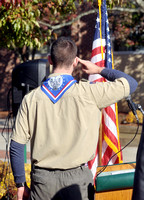 EagleScoutProjectVeteransMemorialdedication03