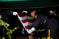 Funeral for beloved Ewing police officer, active community membe
