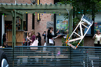 The 'Energy Playground' is Princeton's new parklet on Palmer Squ