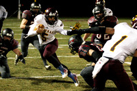 High School Football: Central Regional at Allentown 11/21/2014