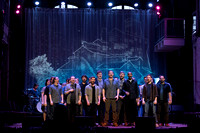 Transforming Space - Westminster Choir in historic Roebling Wire