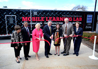 Six-ton mobile training laboratory at MCCC