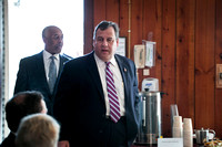 Governor Christie talks addiction at  Rescue Mission of Trenton