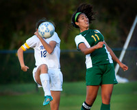 High School girls soccer WW-PS at Northern Burlington 2014-10-20