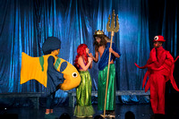 Lawrence High School's performance of The Little Mermaid