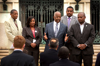Trenton city council members endorse Eric Jackson