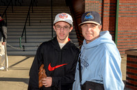 Trenton Thunder Fan Photos from Times Square 4/09/2014