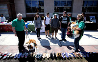 In Their Shoes at Rider University 4/10/2014