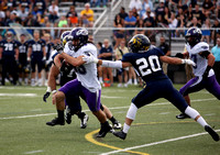 College Football: Univ. of Wisconsin-Whitewater at The College of NJ, Sept 20, 2014