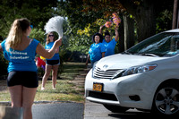 Rider University's Westminster Choir College move-in day