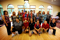 Hamilton Mayor Kelly Yaede holds reception for Hamiltonian Special Olympics athletes
