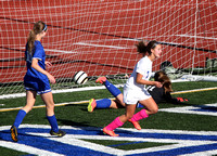 GIRLS SOCCER: West Windsor - Plainsboro North at Hightstown 10/27/2014