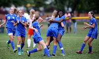 GIRLS SOCCER Hightstown at Hamilton West 9/9/2014