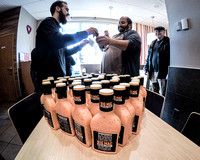 Trenton McDonald's part of 10,000 bottle giveaway of Big Mac Sau
