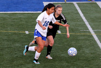 GIRLS SOCCER: Bordentown at Holmdel 11/11/2014