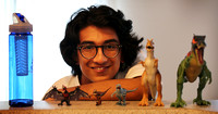 "Yash Balaji wins ""Guardians of the Galaxy"" contest"