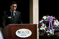 9/11 ceremony held Mercer County Community College
