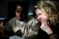 Petey Greene Program (PGP) brings college students to prison to
