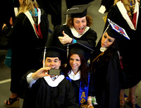 Rider University's 149th undergraduate commencement ceremony 2014