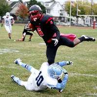 Football: Notre Dame at Trenton Central 10/11/2014