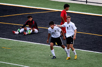 BOYS SOCCER: Trenton at Hopewell Valley 9/30/2014