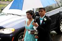 Lawrence High School senior prom at The Hamilton Manor