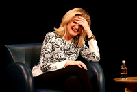An evening with Arianna Huffington 4/22/2014
