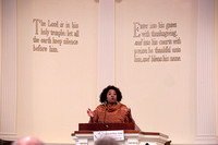 Nontombi Naomi Tutu speaks at Annual Interfaith Service & Conference for Peace in Princeton